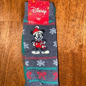 Disney holiday socks!